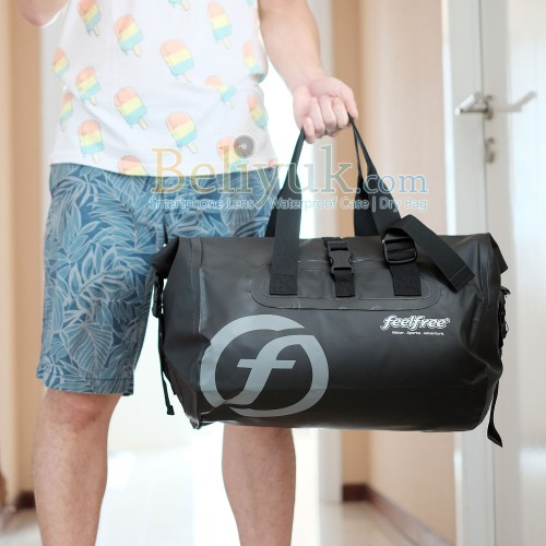 FeelFree Tas Dry Duffle 25 Liter Anti Air Serba Guna