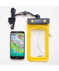 Dri-Dock WP 10 Waterproof Case Anti Air  Smartphone Besar, Galaxy Note, HTC One
