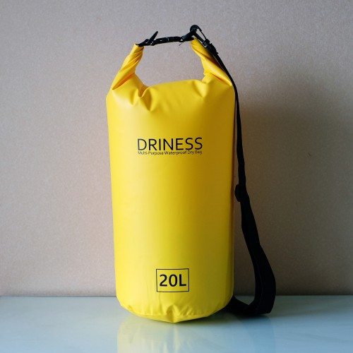 Driness Dry Tube 20 Liter Kuning Waterproof Dry Bag Original