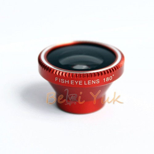 Osino Fish Eye 180° Magnetic All Smartphone